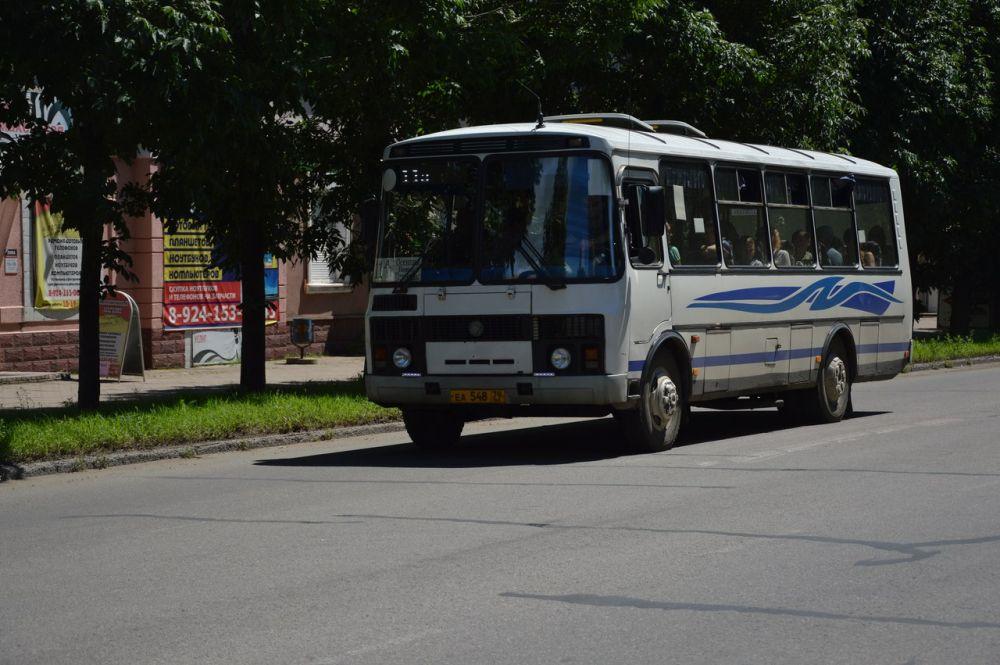С 10 ноября автобусы в Биробиджане выйдут на новые маршруты