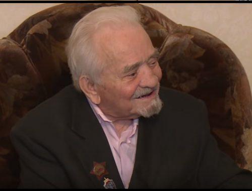 Ветеран-чекист Антон Лихачёв, начинавший службу в ЕАО, скончался на 102-м году жизни