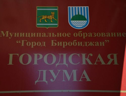 Три партийца и один самовыдвиженец поборются за мандат депутата городской Думы Биробиджана на довыборах