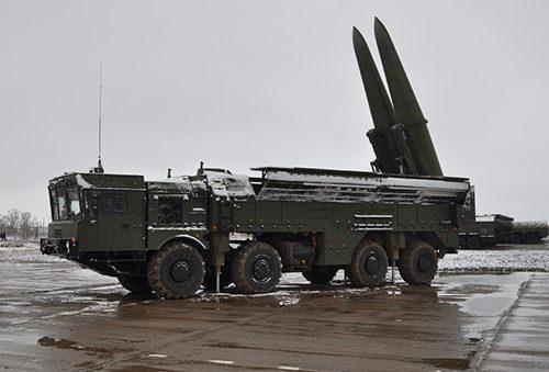В ЕАО прошли учения ракетчиков