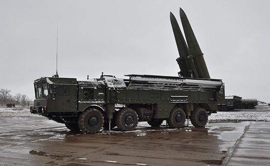 В ЕАО завершились тактические маневры ракетного соединения ВВО