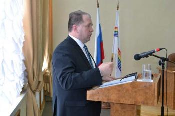 Главу Биробиджанского района Евгения Кочмара оштрафовали на 2 тысячи рублей