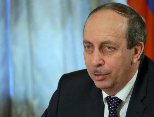 Прокуратура внесла представление Александру Левинталю за многочисленные нарушения в психинтернате