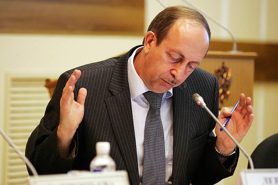 От чего ушли, к тому и пришли: Левинталь попросил у Минфина еще 1 млрд рублей