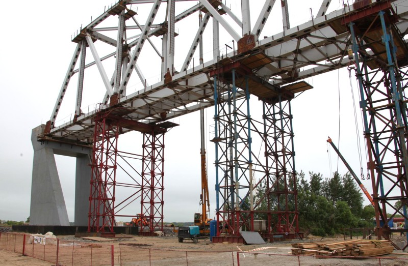 На достройку Нижнеленинского моста требуется еще 2 млрд рублей