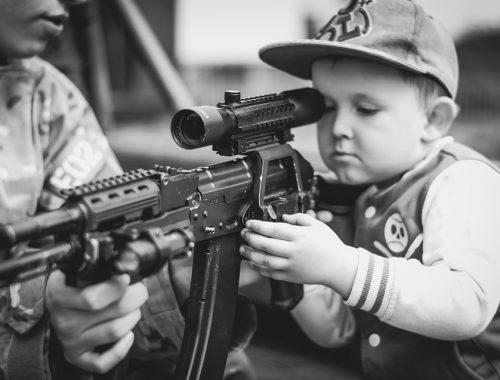 Огнестрельное ранение в глаз получил четырёхлетний ребёнок в ЕАО
