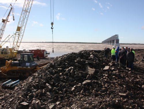 Александр Левинталь заявил о сложностях в строительстве железнодорожного моста Нижнеленинское – Тунцзян