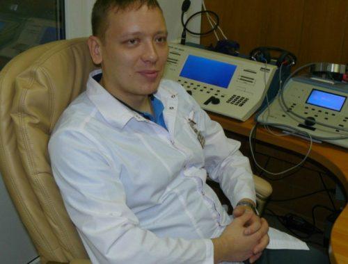 Молодой врач из Амурской области возглавил поликлинику областной больницы в Биробиджане