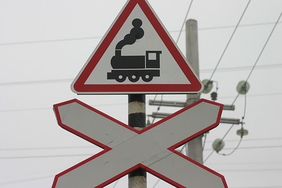 Железнодорожный переезд в районе ул. Советская закроют 14 сентября