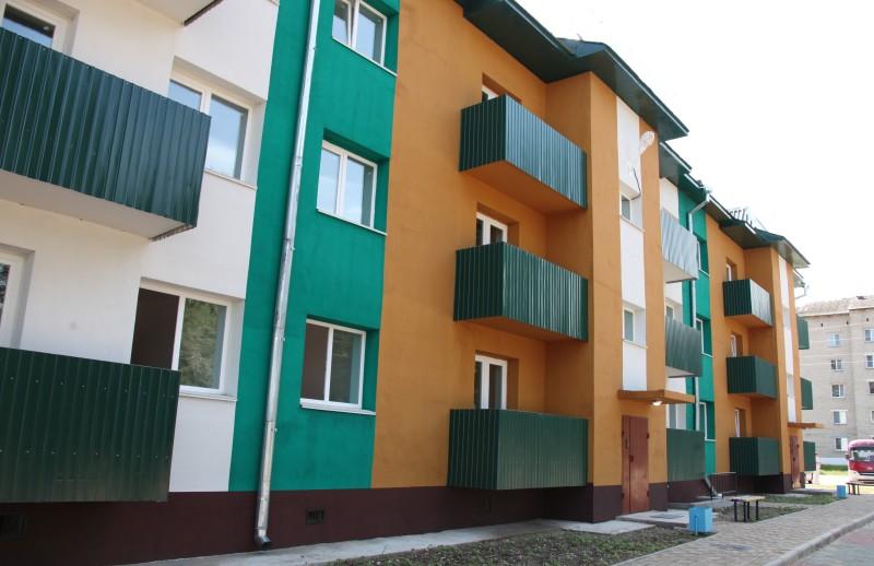 Объёмы ввода жилья в ЕАО сократились на 44% в первом полугодии