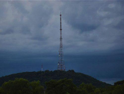 МЧС предупреждает: завтра в ЕАО местами пройдут сильные дожди