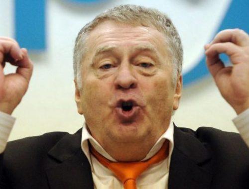 Переименовать президента России в верховного правителя предложил Жириновский