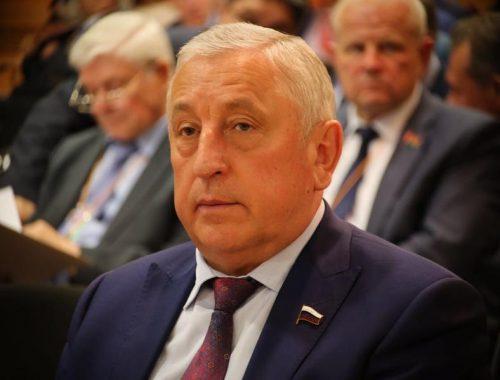 Николай Харитонов: Дальний Восток должен стать новой точкой притяжения для всей страны