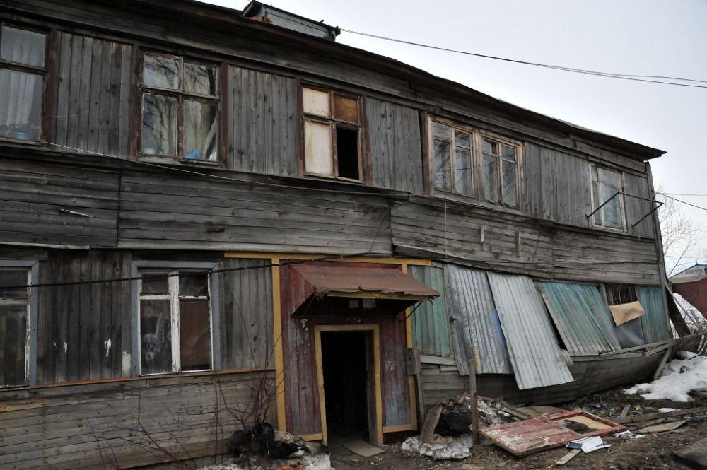 Менее чем на 50% выполнена федеральная программа по переселению граждан из аварийного жилья в ЕАО