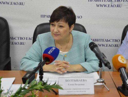 Елена Болтыбаева: Впервые международный еврейский фестиваль пройдёт на открытых площадках Биробиджана