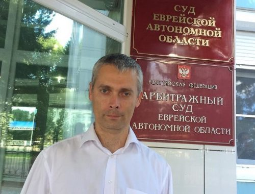 Алексей Егоров: Имущество МУП «Теплосбыт» будет возвращено Октябрьском району