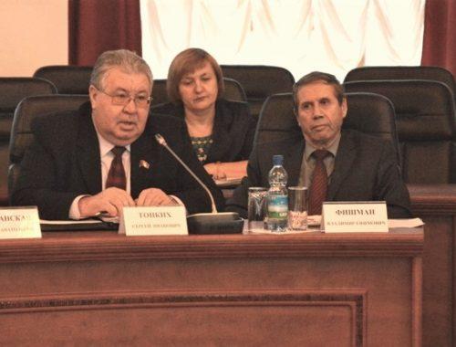 Депутаты Заксобрания от КПРФ раскритиковали законопроект о согласовании встреч с населением