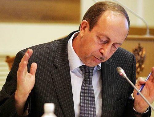 Губернатора ЕАО могут взять под охрану войска национальной гвардии