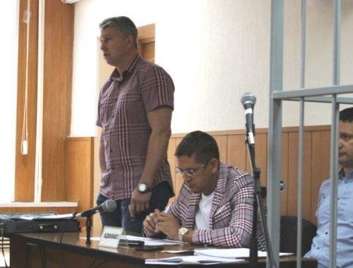 Экс-мэр Биробиджана Андрей Пархоменко опроверг доводы обвинения в ходе сегодняшнего судебного заседания