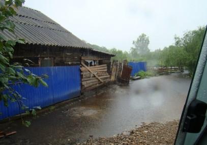 Синоптики прогнозируют дальнейшее повышение уровня воды в реках ЕАО