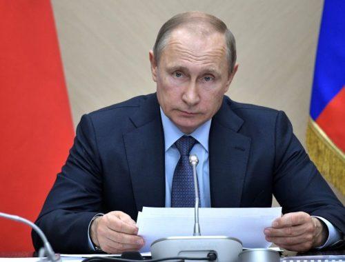 Президент РФ поручил ввести уголовную ответственность за пропаганду наркотиков в интернете