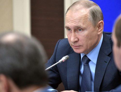 СМИ: Президент Путин посетит в Амурской области Нижне-Бурейскую ГЭС