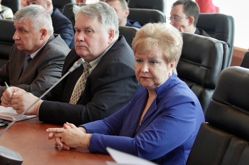 Омбудсмен ЕАО Ольга Зайцева подтвердила факты разрухи в служебных помещениях МСЧ-27