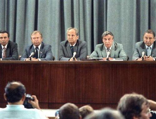 26 лет ГКЧП: чем обернулись для России предсказания последних защитников СССР?