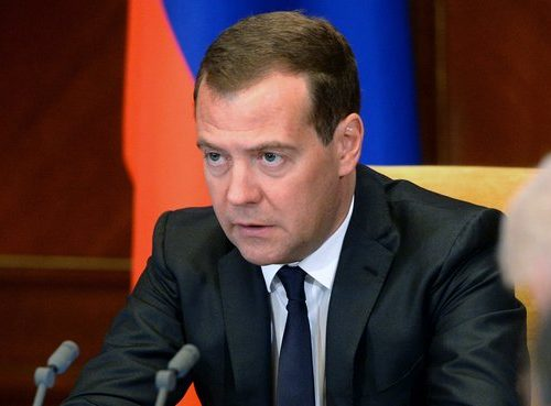 Дмитрий Медведев пообещал крупным компаниям поддержку в случае новых санкций