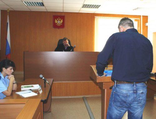 Экс-мэр Биробиджана Андрей Пархоменко выступил на суде с последним словом