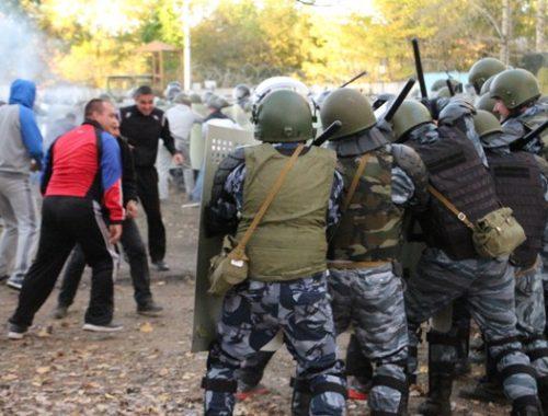 Власти РФ нашли новый инструмент для борьбы с митингами
