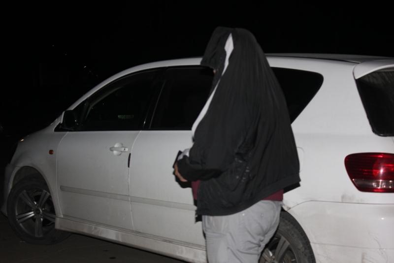Житель Птичника попал в ДТП на угнанном автомобиле