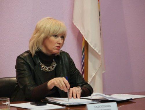 «Мягко приземлилась» в кресло гендиректора краевого учреждения экс-зампред правительства ЕАО Елена Лагошина