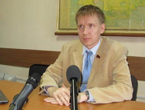Константин Лазарев стал кандидатом КПРФ на выборах в Госдуму от ЕАО