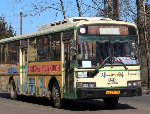 С 4 сентября изменится расписание дачных автобусов