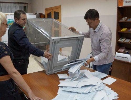 В ЕАО закрылись избирательные участки, начался подсчёт голосов