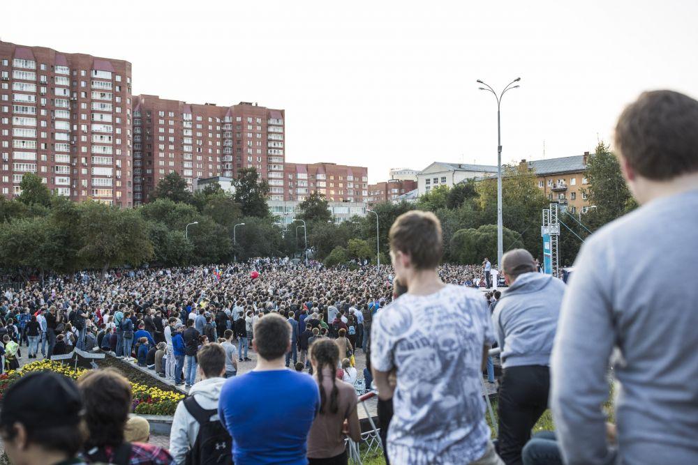Мэрия Хабаровска согласовала воскресную акцию сторонников Навального
