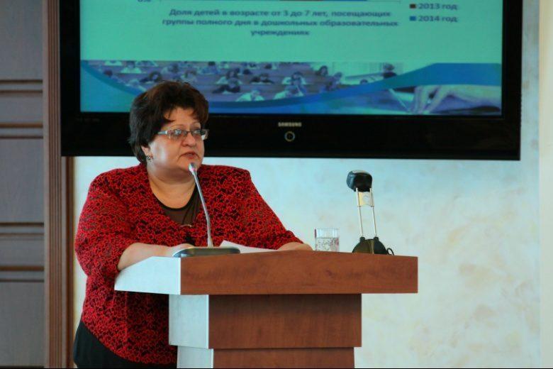 Председатель комитета образования ЕАО Татьяна Пчелкина покинет свой пост