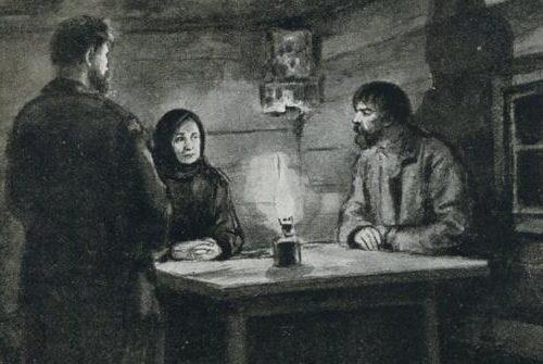 Люди из подполья (маленький фельетон)