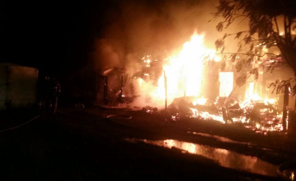 В ЕАО резко выросло число техногенных пожаров