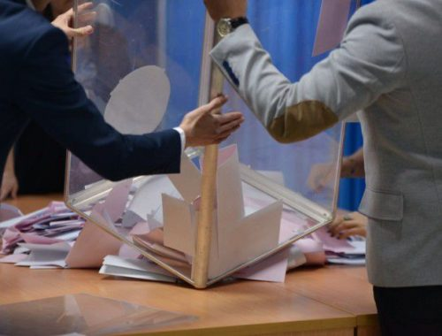 Центризбирком обработал 100% протоколов на выборах в Госдуму