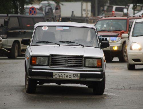 В ЕАО самые старые легковые автомобили в России