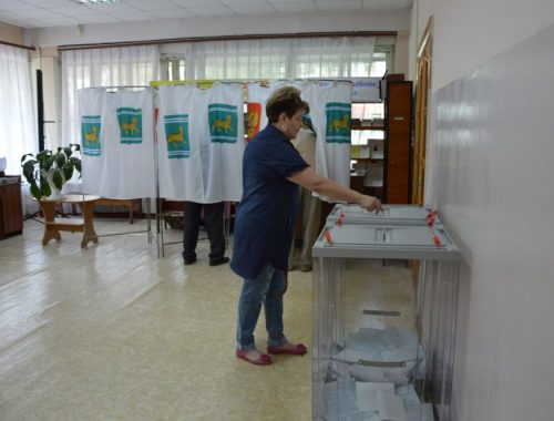 Избирательные участки открылись в ЕАО на выборах депутатов органов местного самоуправления