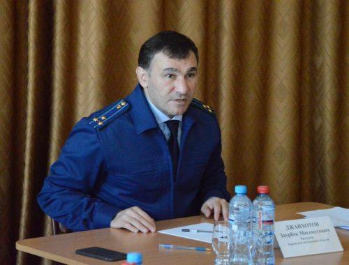 Заурбек Джанхотов: Мы обязаны использовать свои полномочия в интересах населения