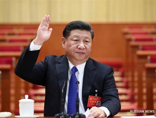 Си Цзиньпин заявил о важном значении Октябрьской революции в становлении национальной независимости Китая