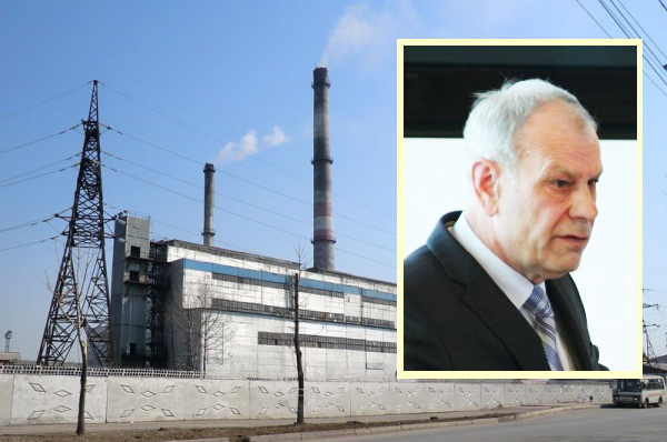 Директор Биробиджанской ТЭЦ Владимир Заворотнюк покинул свой пост