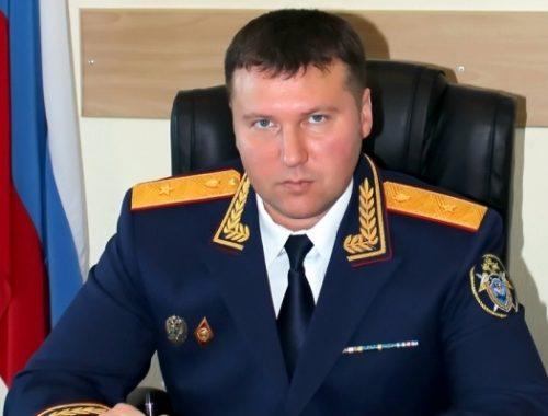 Источник: Руководителя следственного управления по ЕАО Андрея Коновода переводят в Кемерово