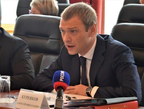 Вице-губернатор ЕАО Алексей Куренков уходит в отставку