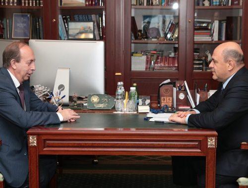 Поездка Александра Левинталя в Москву не связана с отставкой