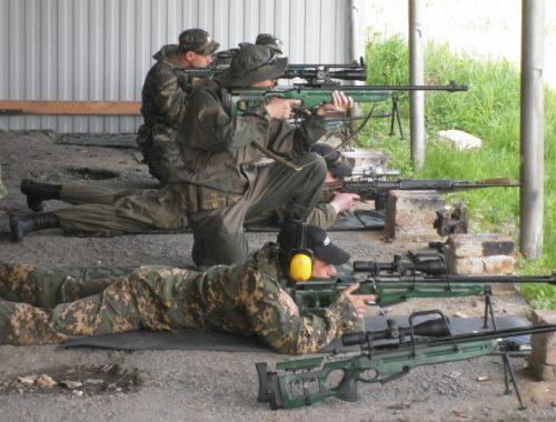 В ЕАО прошли ежегодные снайперские соревнования, посвященные памяти майора Игоря Петренко